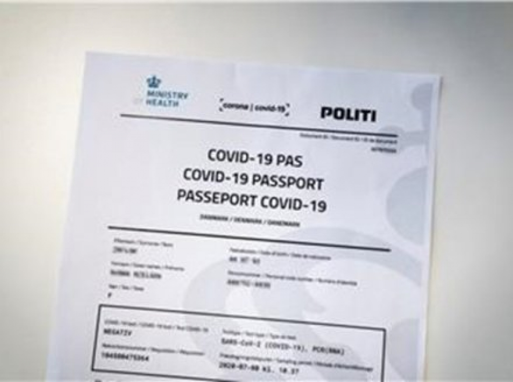 Od 17. ožujka u upotrebi putovnica o cijepljenju